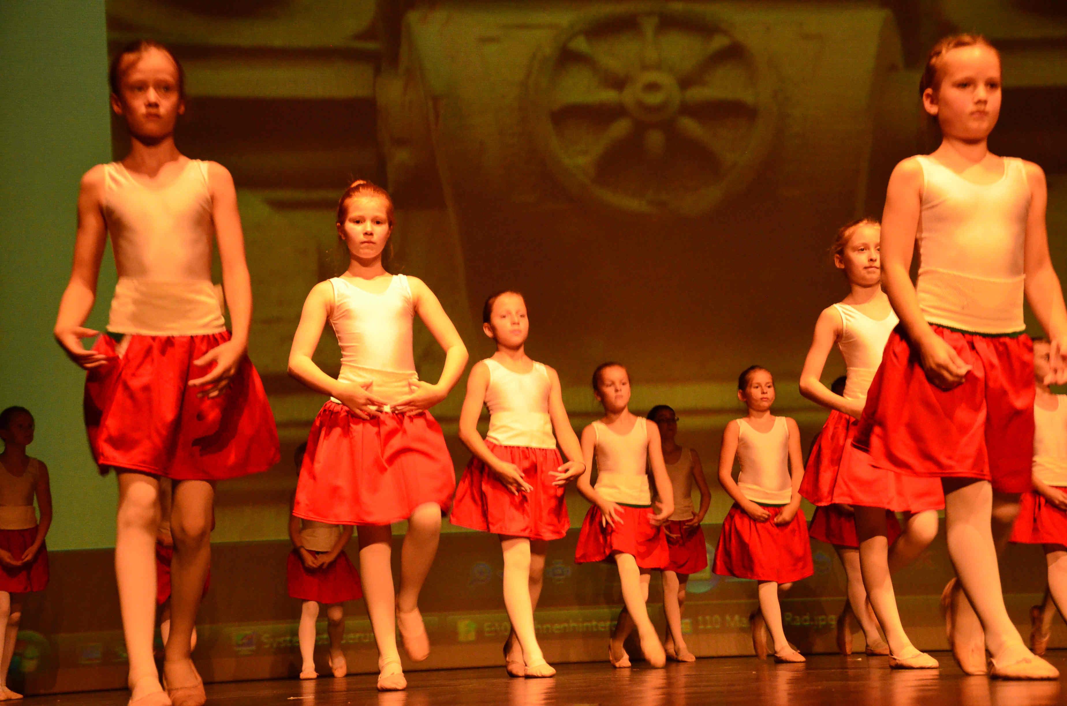 2015 Stadtsplitter Ballett Aschaffenburg Mainzer Rad