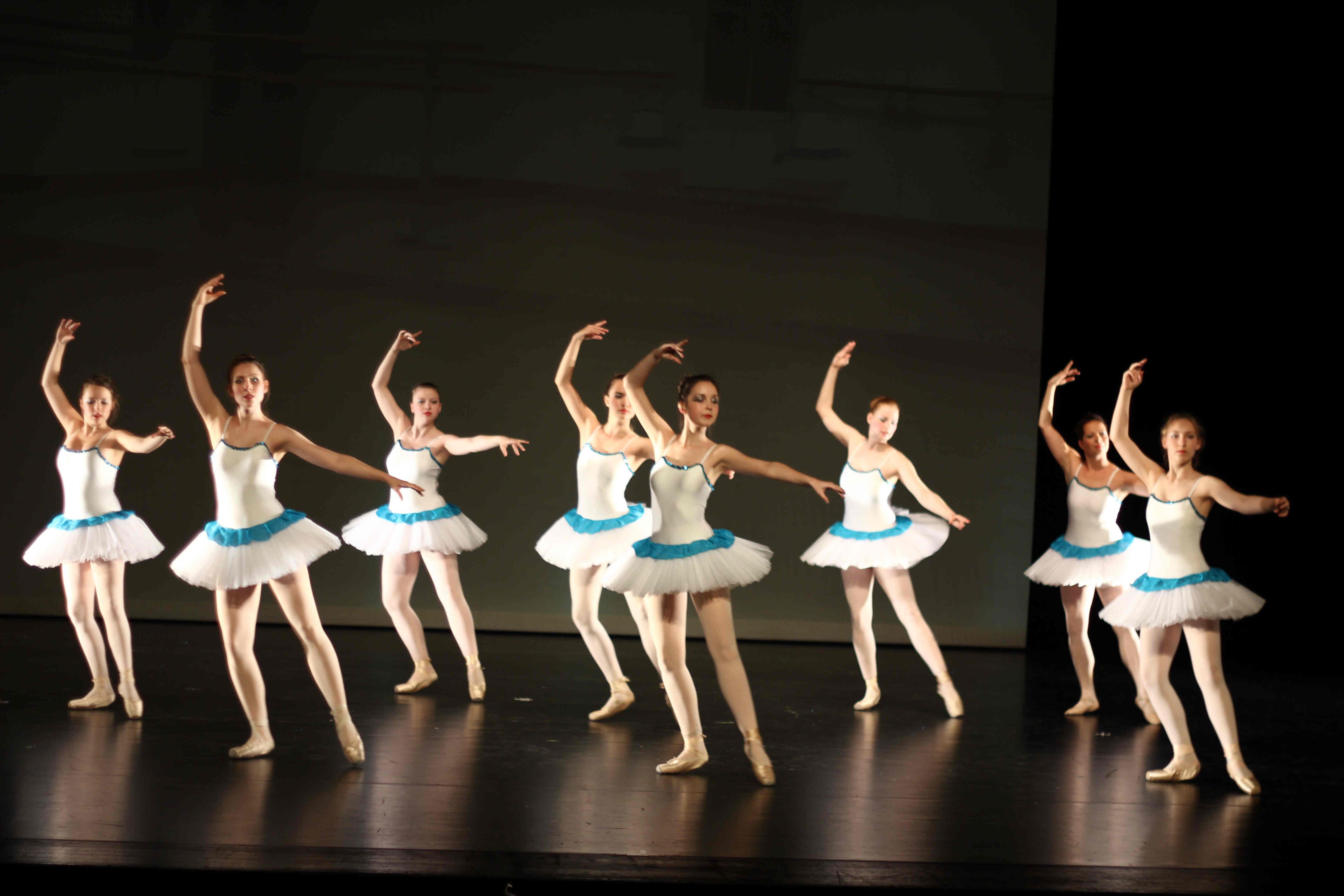 2015 Stadtsplitter Ballett Aschaffenburg Die Ballettschule