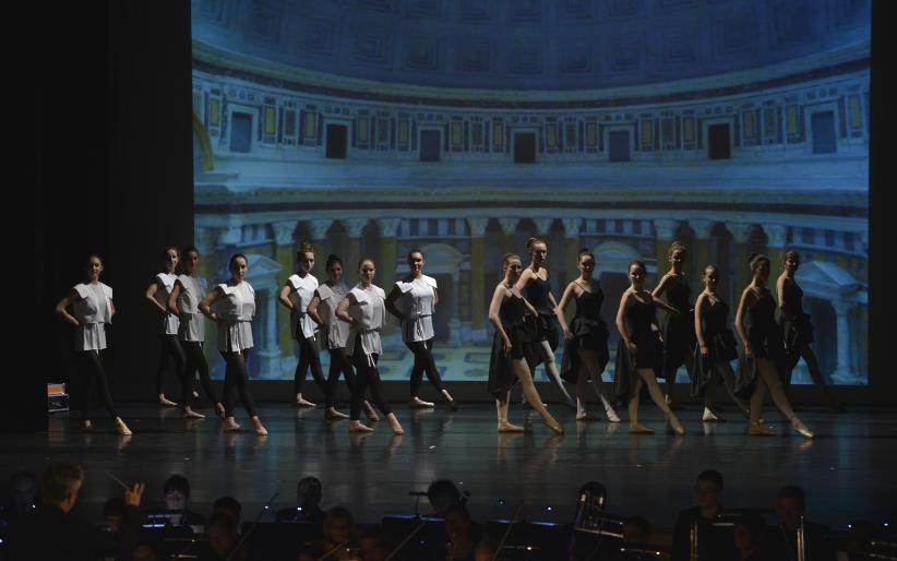 Tanz der feinen Gesellschaft 1