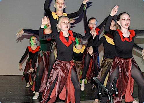 Tanztheater lyrisch inspiriert Bild5